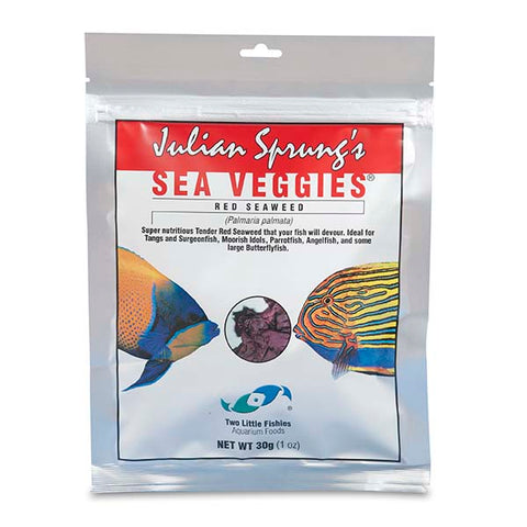 Julian Springs Sea Veggies Red seaweed