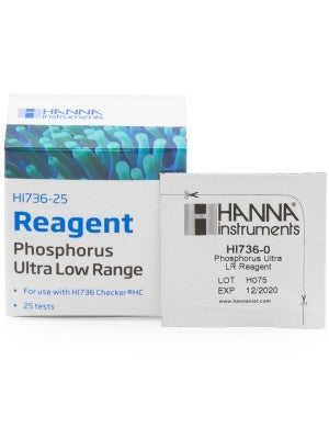 Hanna Phosphate ULR Reagents - HI736
