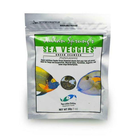 Julian Springs Sea Veggies Green seaweed