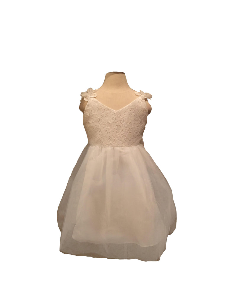 Formal Dress White
