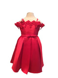 Valentina Formal Red Dress