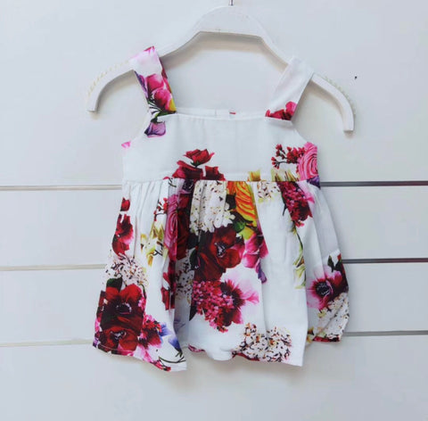 Baby DG inspired Floral Dress
