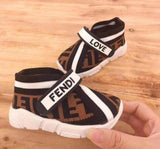 F Sneakers-Brown