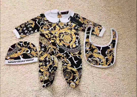 Versace Layette Set