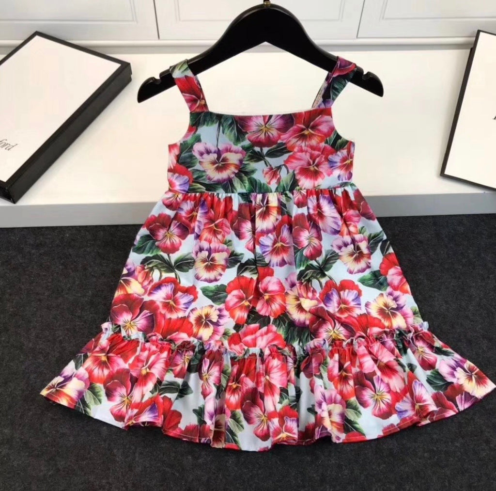 DG inspired Bianca Dress