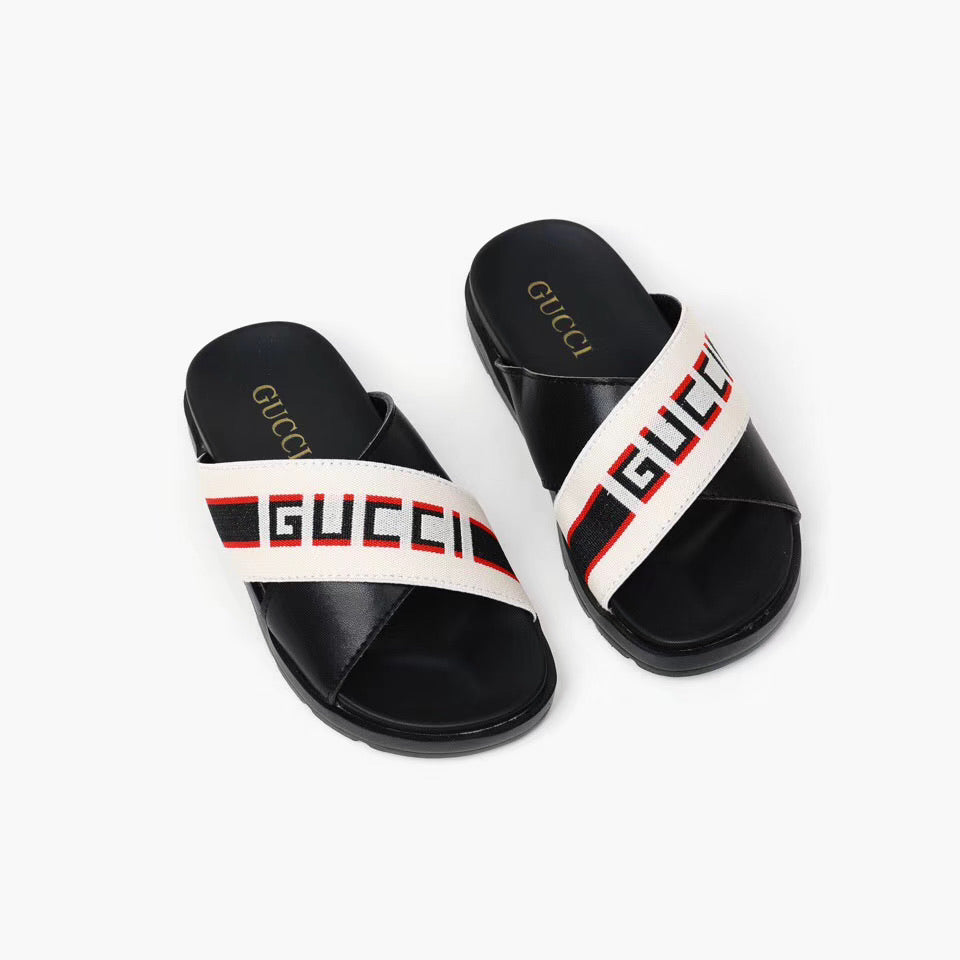 GG Ace logo Slippers