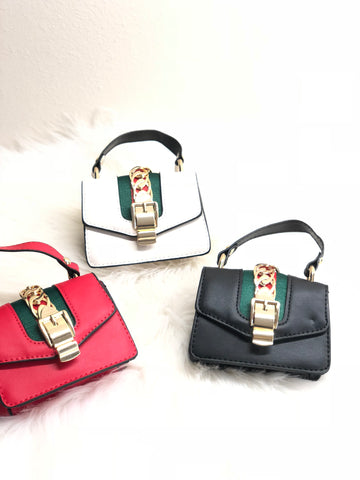 Mini Striped Bags