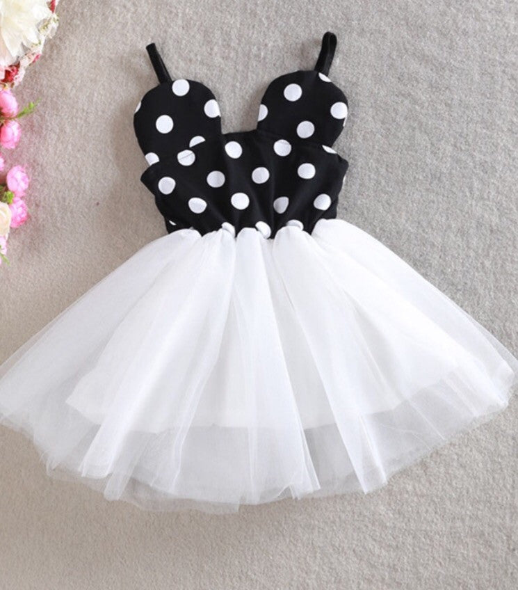 Minnie Ears Tutu Dress