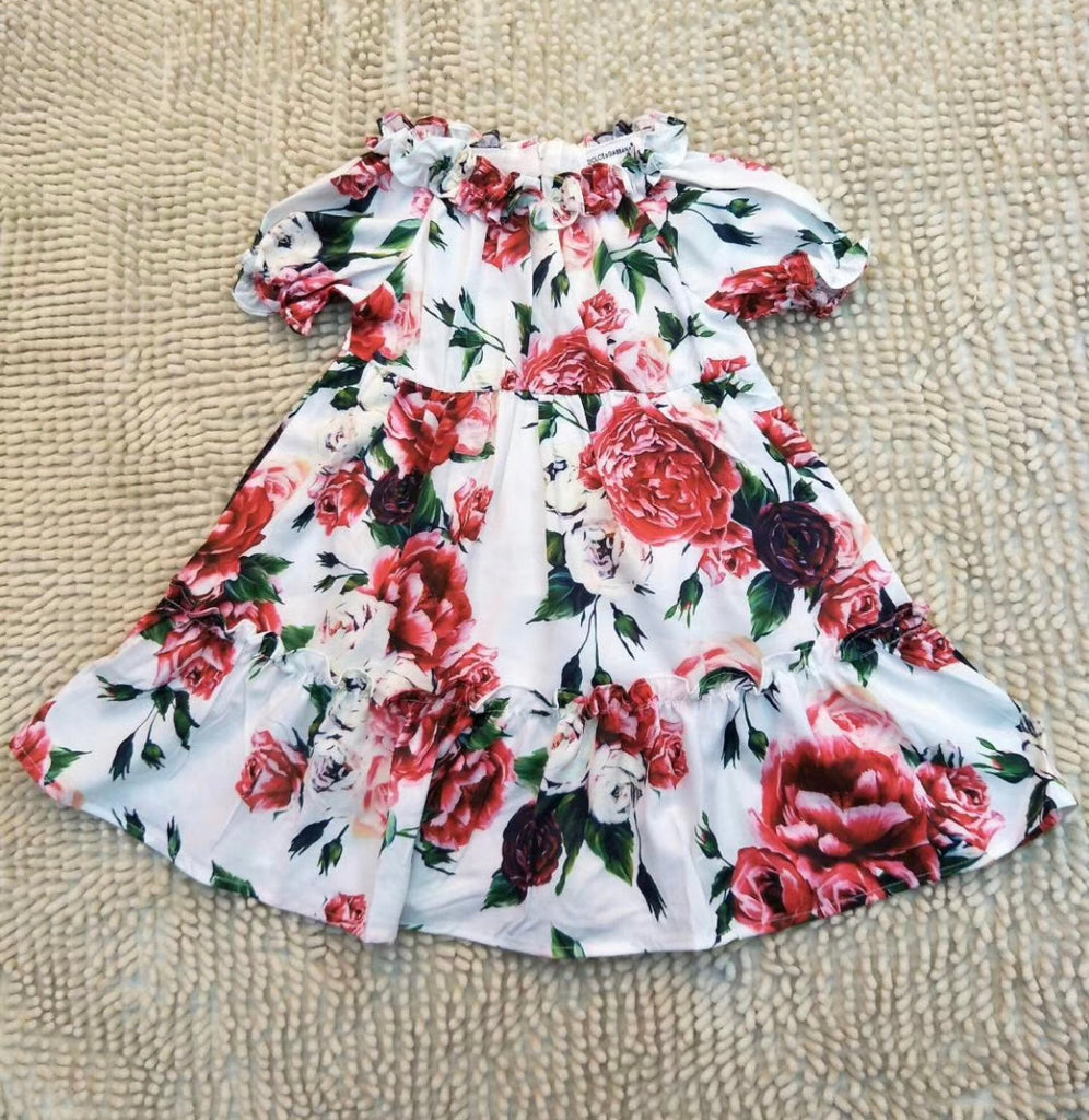 Baby Dolce Rose Dress
