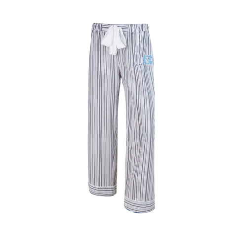 North Carolina Tar Heels Concepts Womens Striped Pajama Pants