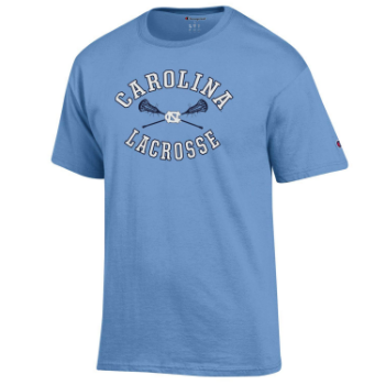 Carolina Lacrosse T-shirt by Champion