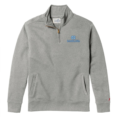 North Carolina Tar Heels League Stadium UNC Quarter Zip Pullover