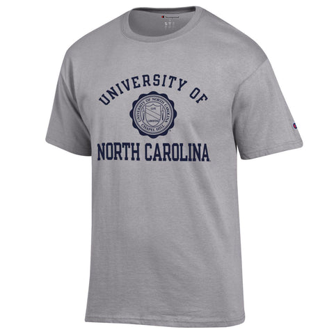 The Admitted Tee - Champion UNC Seal T-Shirt