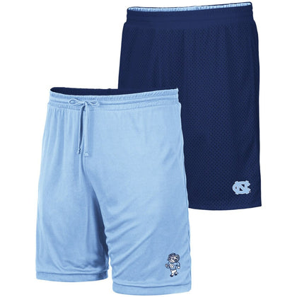 North Carolina Tar Heels Colosseum Wiggum UNC Reversible Shorts
