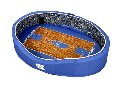 UNC Basketball Dog Bed Dean Dome Pet Bed