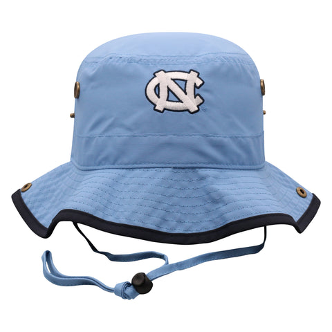 UNC Bucket Hat Boonie Dip Carolina Blue