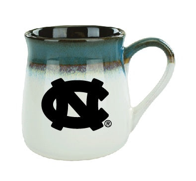 North Carolina Tar Heels Jardine 26 oz Blue to White Sioux Falls Tavern Mug