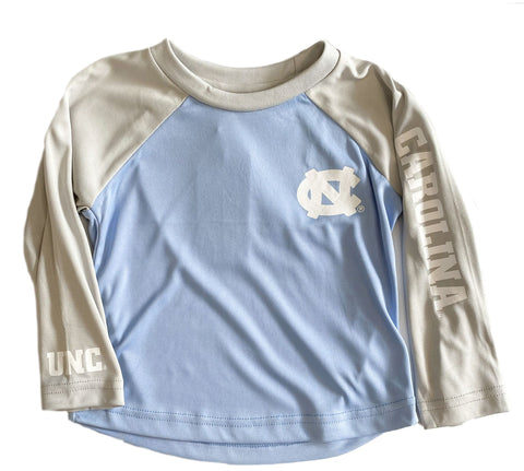 North Carolina Tar Heels Atheltic Toddler Long Sleeve T-Shirt