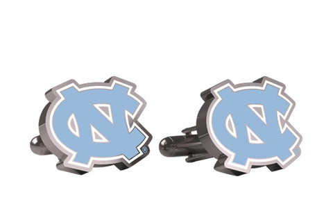 North Carolina Tar Heels Jardine Custom Collegiate Interlock Cufflinks