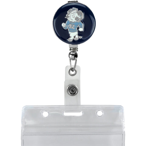 North Carolina Tar Heels Rameses Badge Reel