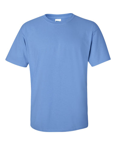 Carolina Blue Adult T-shirt Blank