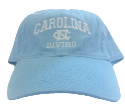 North Carolina Tar Heels Diving Legacy Hat