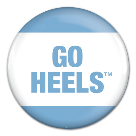 SHB Go Heels Button