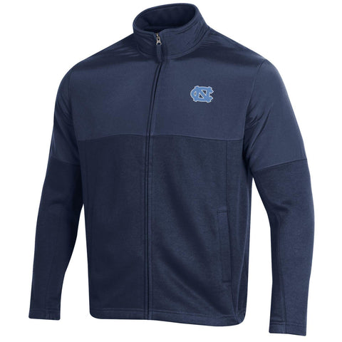 Big Cotton Jacket by Gear - Navy Full Zip Winter UNC Jacket