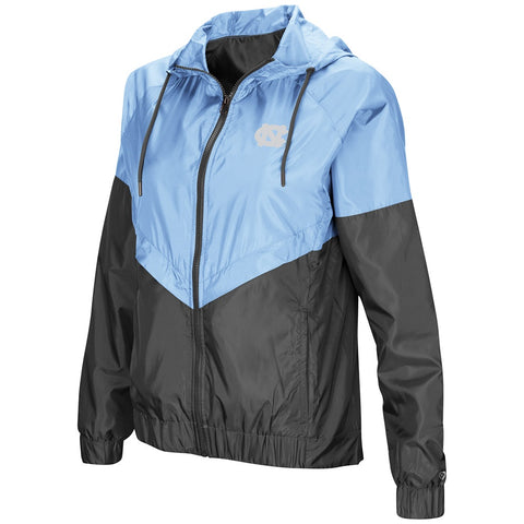 North Carolina Tar Heels Colosseum Women's First Class Windbreaker Jacket