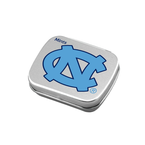 UNC Tar Heels Small Breath Mint Tin