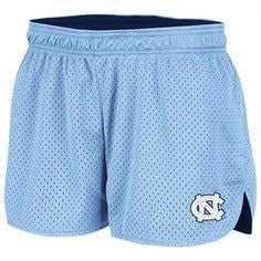 North Carolina Tar Heels Colosseum Reversible Womens Mesh Shorts