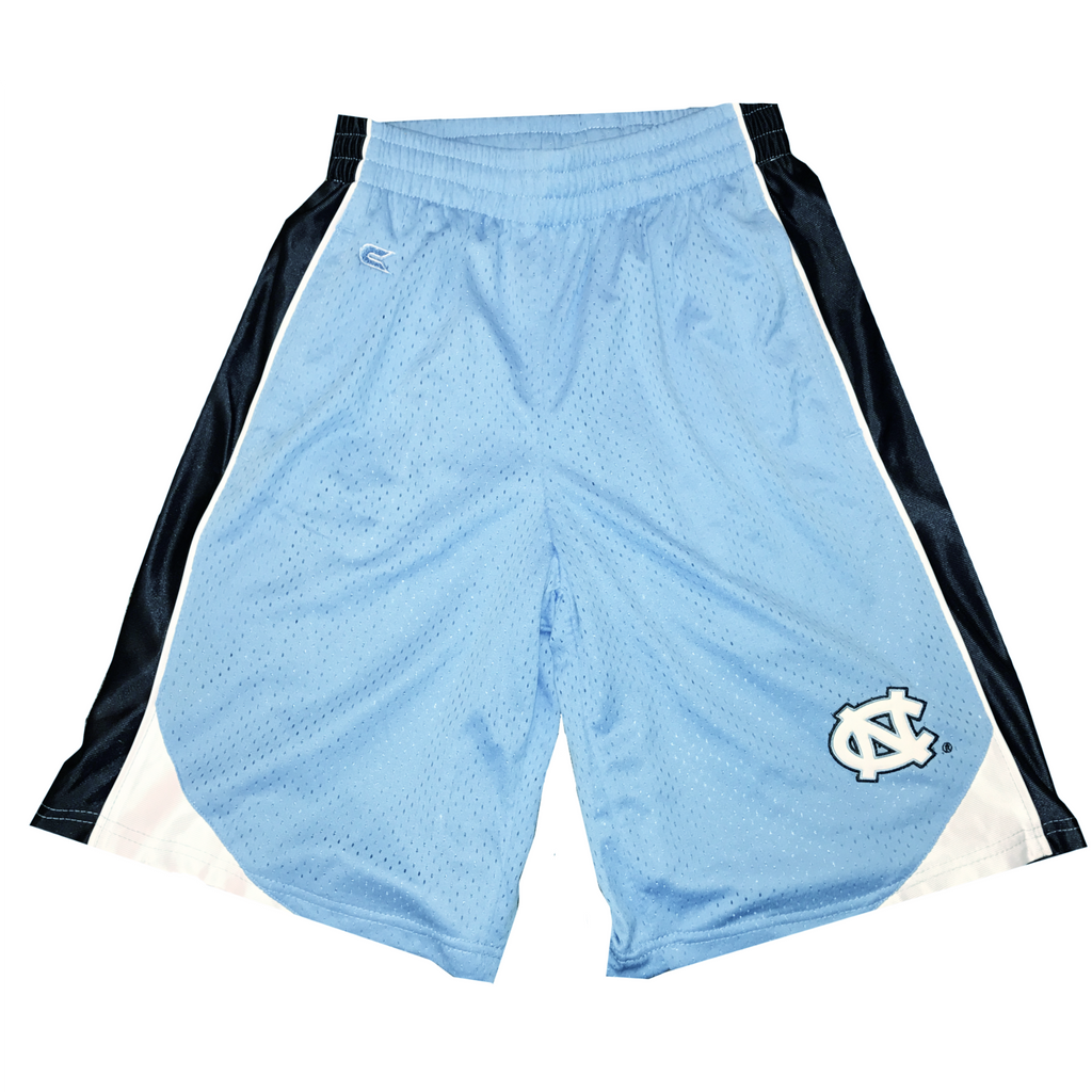 North Carolina Tar Heels Colosseum Mesh Basketball Shorts