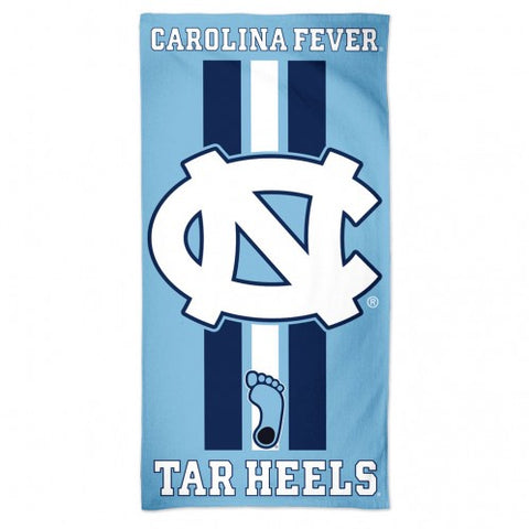 UNC Beach Towel By Wincraft
