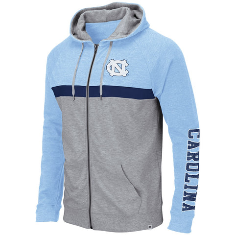 North Carolina Tar Heels Colosseum Mens Brisilla Full Zip Hoodie
