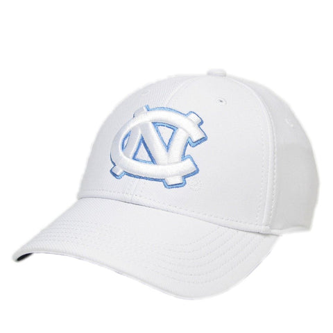 Fame by Legacy - All White Lo Pro UNC Tar Heels Hat
