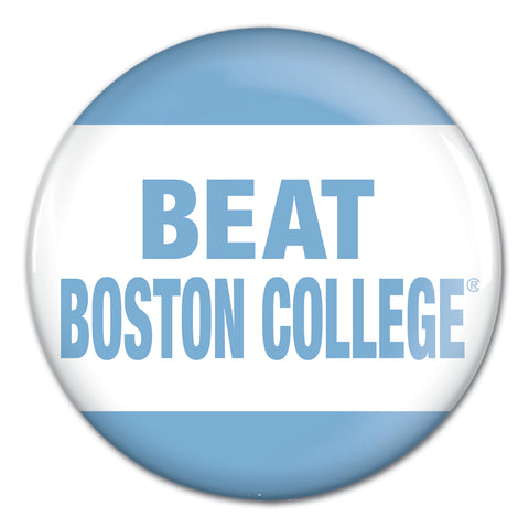 SHB Beat Boston College Button