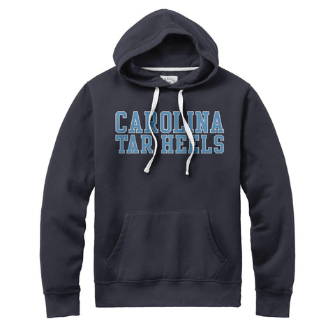 Carolina Tar Heels Hoodie in Navy Blue