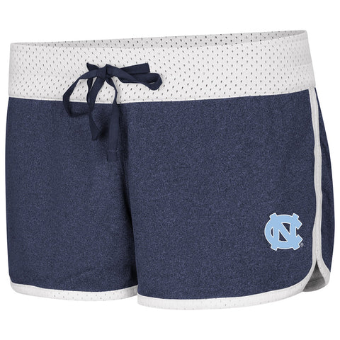 North Carolina Tar Heels Colosseum Racine Belles Reversible Women's Shorts