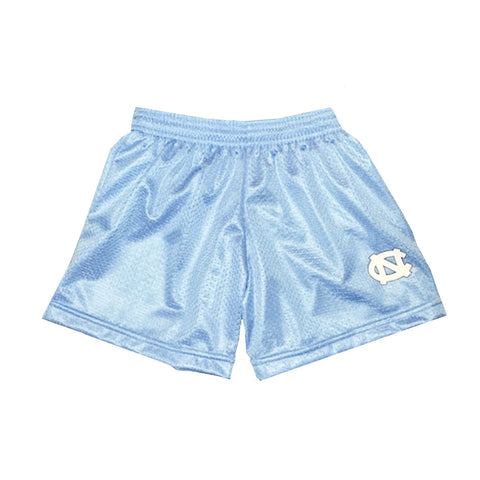 North Carolina Tar Heels Ladies Mesh Shorts