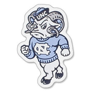 North Carolina Tar Heels SDS Design UNC Mascot Rameses Magnet