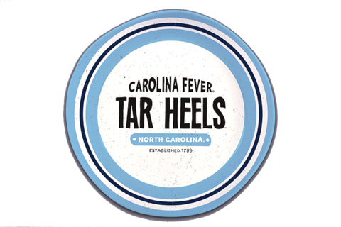 North Carolina Tar Heels Magnolia Lane Carolina Fever UNC Serving Bowl