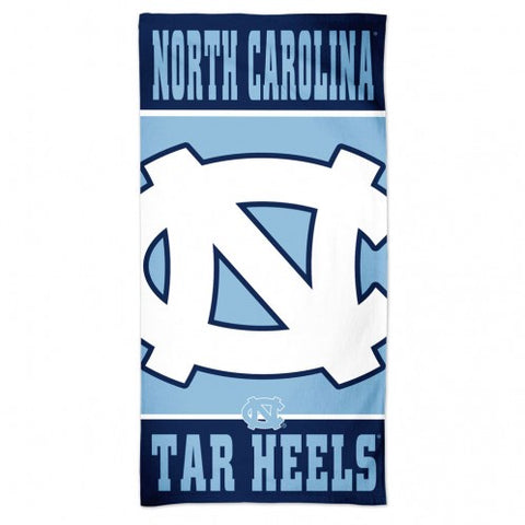 North Carolina Tar Heels Beach Towel - Spectra PLUSH