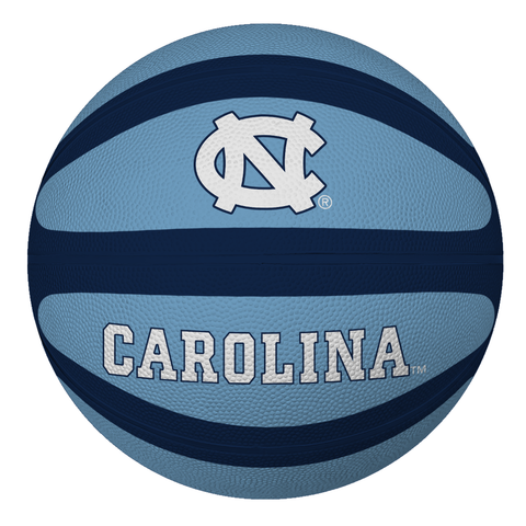 North Carolina Tar Heels Baden Navy and Blue Color Block UNC Basketball