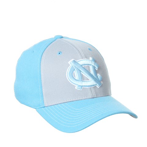 Sediment by Zephyr - UNC Tar Heels Fitted Men's Hat