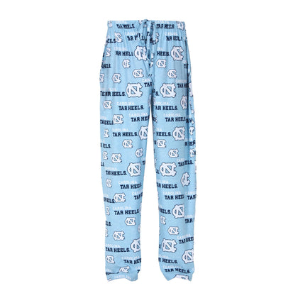 UNC Tar Heels Pajama Pants with pockets