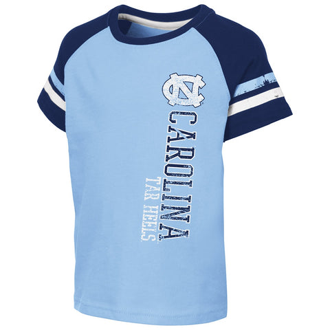 North Carolina Tar Heels UNC Toddler Boys UNC Short Sleeve T-Shirt