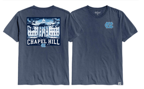UNC Campus Local Old Well T-Shirt