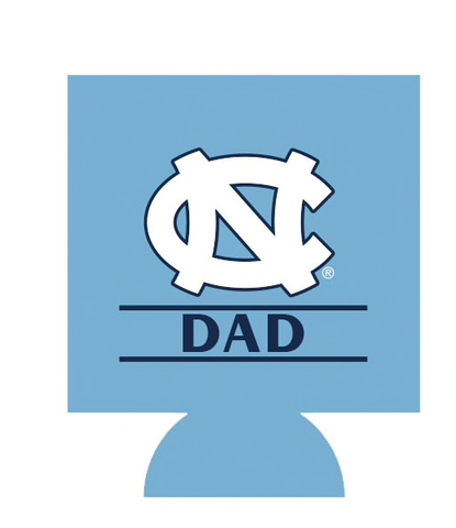 NC Interlock Dad Koozie by Jaymac