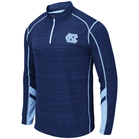 North Carolina Tar Heels Colosseum Suva 1/4 Zip Wind Shirt