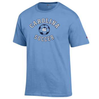 Carolina Soccer T-shirt by Champion